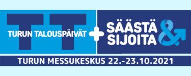 Turun Talouspäivät 2021: Säästä & Sijoita.